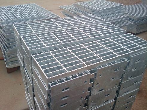 钢格板热镀锌流程及要点
