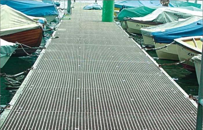 码头钢格栅板
