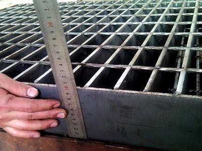 重载钢格栅板